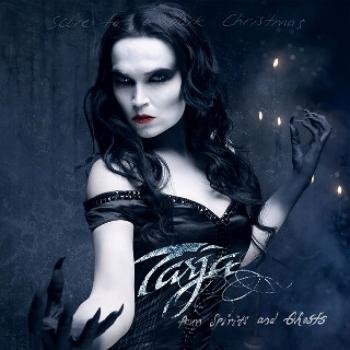 """Tarja sorgt für außergewöhnliche Weihnachten – Album """"from Spirits and Ghosts (Score for a dark Christmas)"""" und erste Graphic Novel ab 17.11 Rezension"""